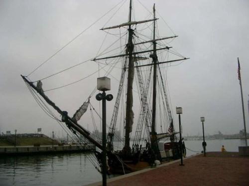 Baltimora Inner Harbor