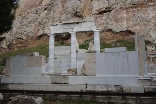 Asklepieion dell'acropoli di Atene