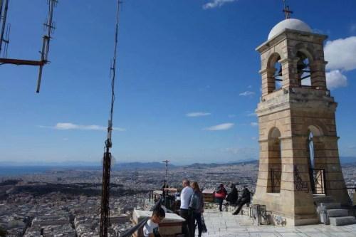 Licabetto colle Atene