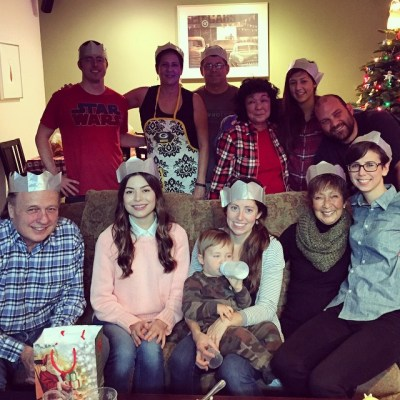 Image result for miranda cosgrove family