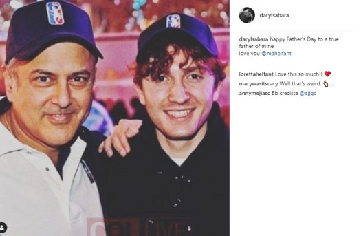 Daryl Sabara family: wife, mother, father, twin brother ...