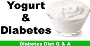 best yogurt for diabetics