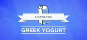 lactose free yogurt