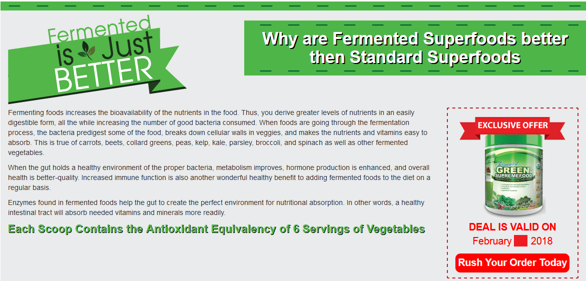 living_green_supreme_food_review