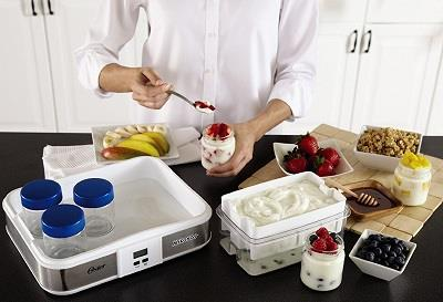 oster greek digital yogurt maker