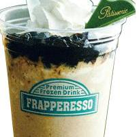 ミスドプレミアムコーヒーフラペレッソ
