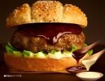 ケンタッキー 贅沢てりやきハンバーグサンドの価格、カロリー、販売期間