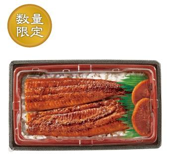 セブンイレブン「うなぎ蒲焼重(中国産鰻蒲焼使用)」2017年