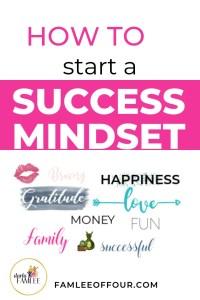Success Mindset so you can transform your life |
