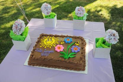 El lindo pastel