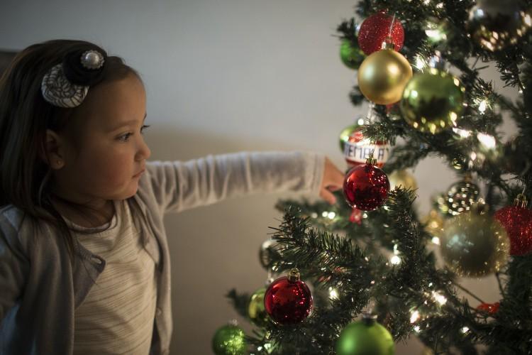 niki arbol navidad periodico