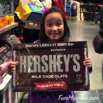 El cocolate más grande
