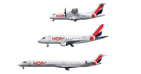 HOP-aircraft