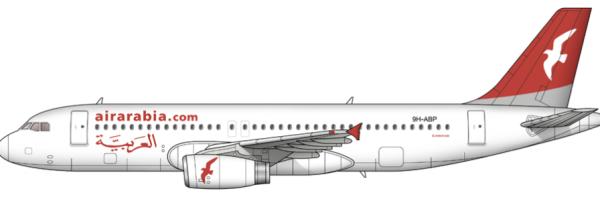 G9 A320-200