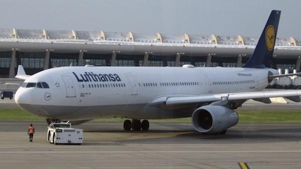 LH A330-300