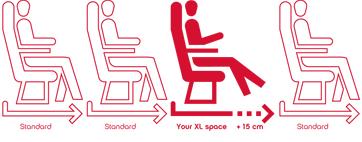 ab xl seat