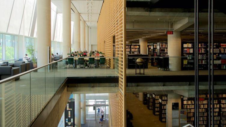 la Grande Bibliotèque
