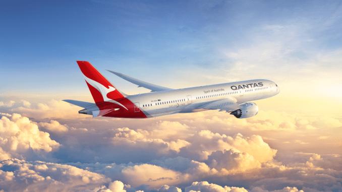 Qantas Boeing Dreamliner 787-9