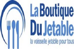 Partenariat #26 - La boutique du jetable.