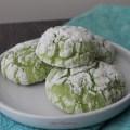 Crinkles citron vert