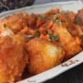 poisson en sauce façon asiatique