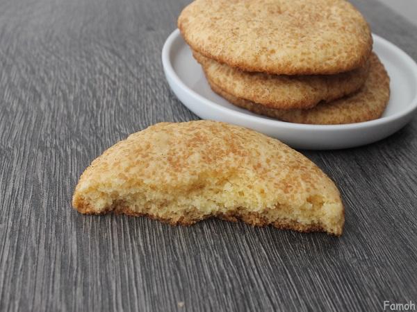 biscuits snickerdoodles