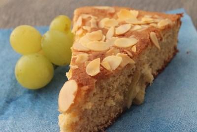 gâteau aux raisins frais sans beurre