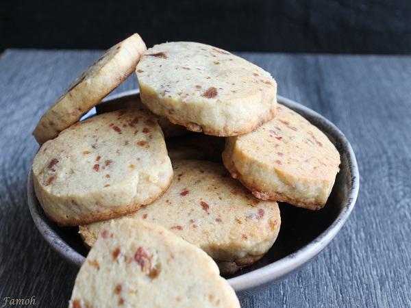 biscuits aux dattes et amandes