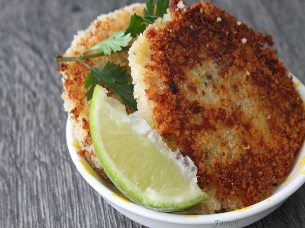 croquettes de thon facile et rapide