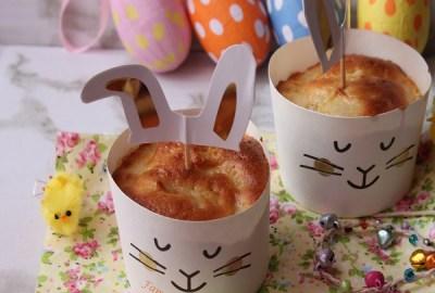 muffins aux pommes fondantes