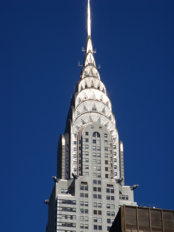 The Chrysler Building from 2ndAvenue