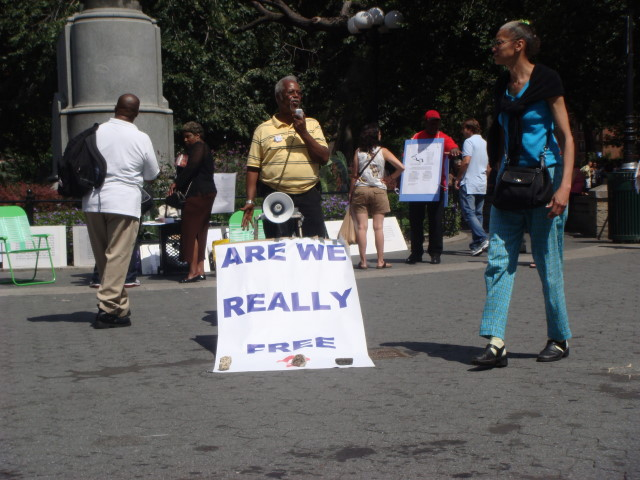 Union Square Tax protest1