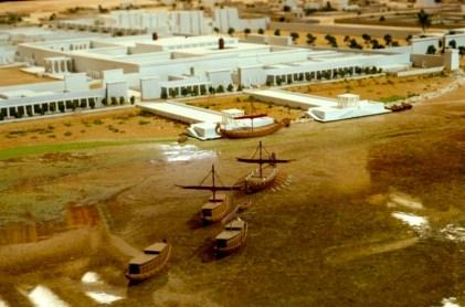 Akhetaten on the Nile