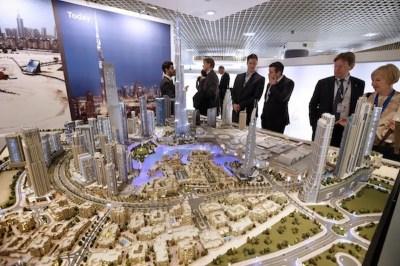 City Model Dubai in Cannes