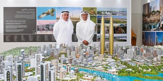 City Model Dubai presentation
