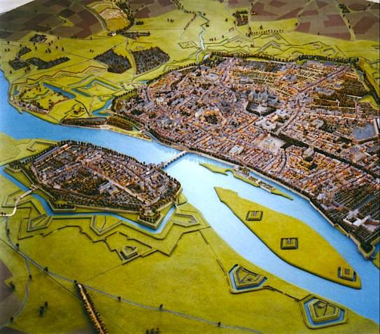 Maastricht 1750