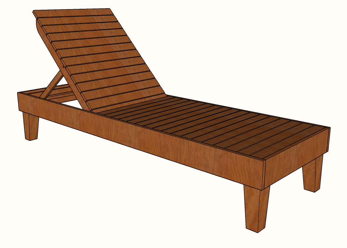 Fabulous Diy Chaise Lounge Chair Plans Famous Artisan Spiritservingveterans Wood Chair Design Ideas Spiritservingveteransorg