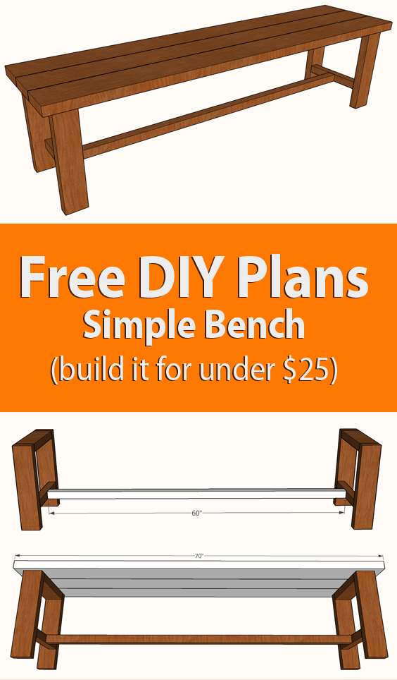 Excellent Free Diy Simple Bench Plans Famous Artisan Bralicious Painted Fabric Chair Ideas Braliciousco