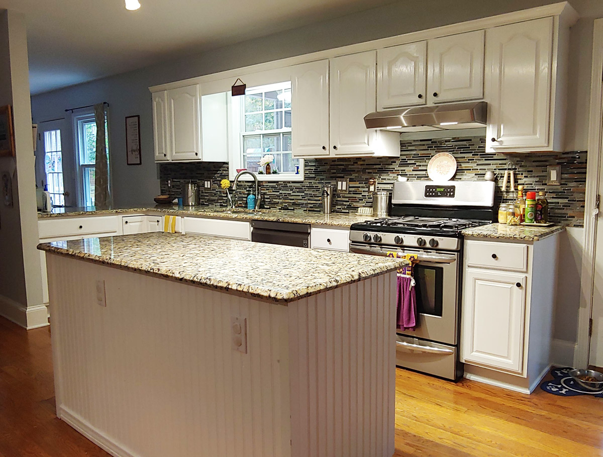 Kitchen Cabinet Refresh A Coat Of Paint Famous Artisan