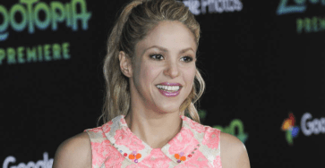 Who are they like? Shakira showed a rare photo of grown sons from Gerard Pique 10
