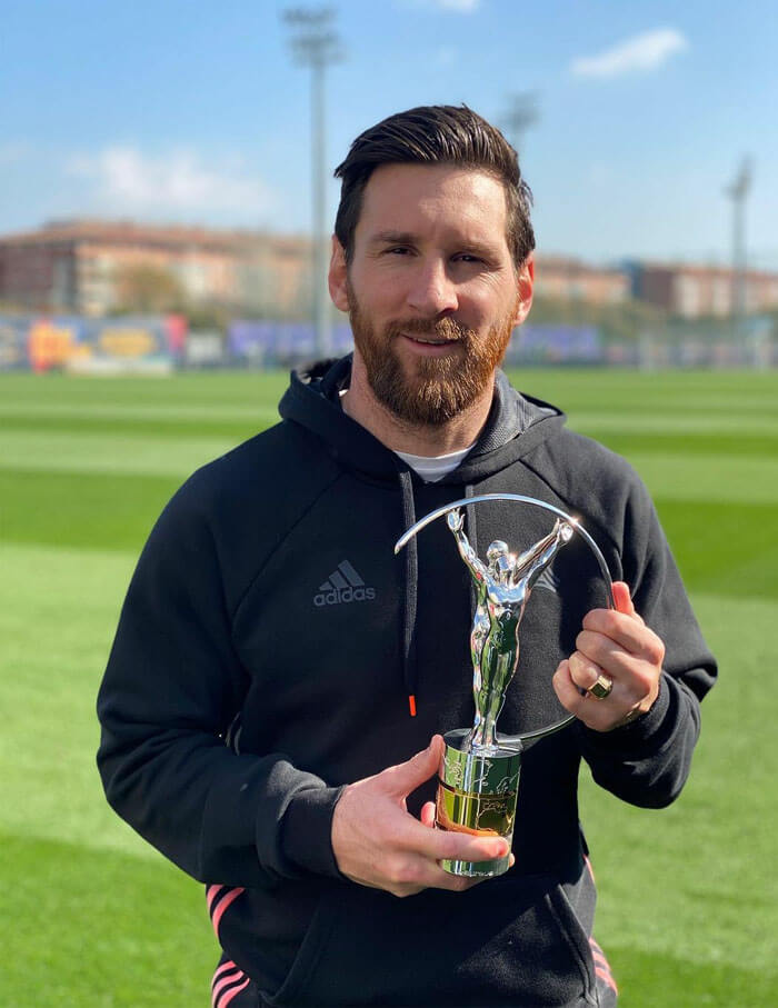 ionel messi Biography