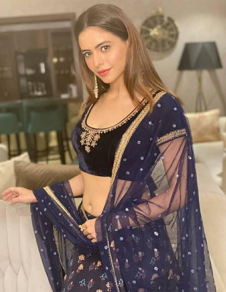 Aamna Sharif age