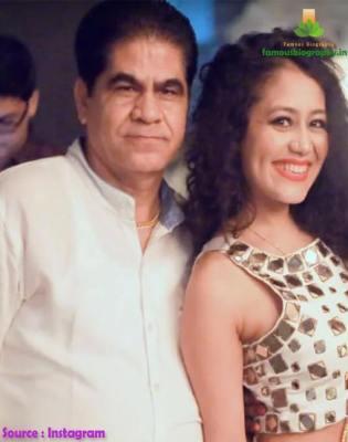 Neha Kakkar father