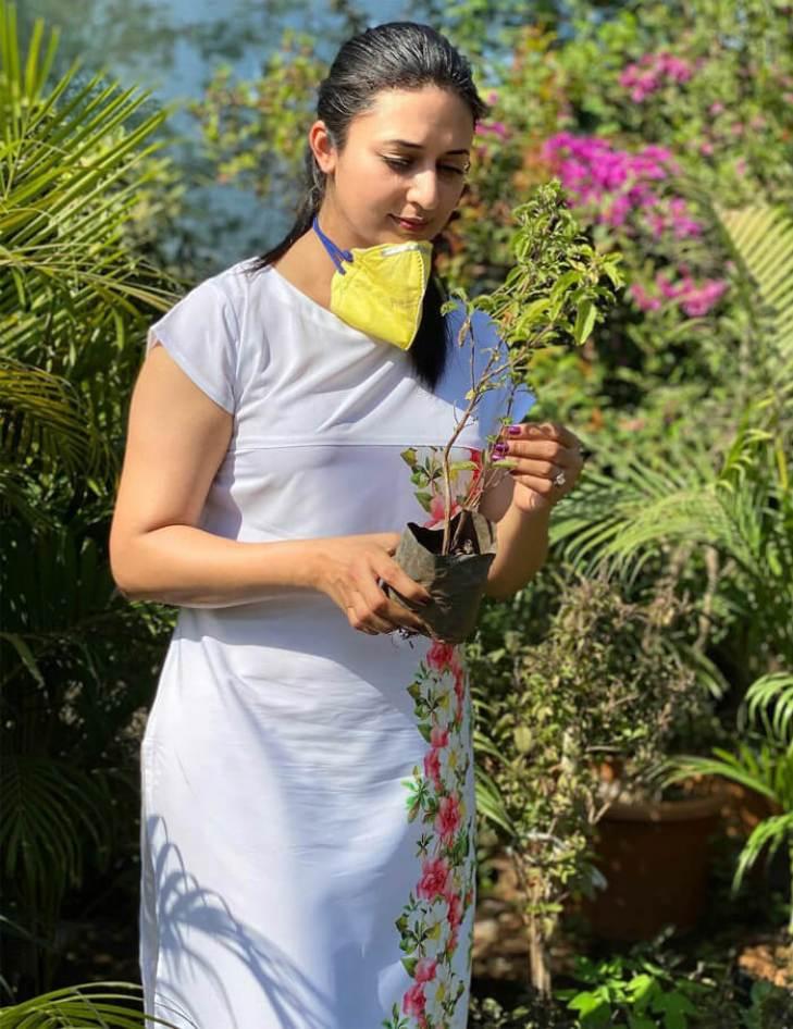 Divyanka Tripathi actress