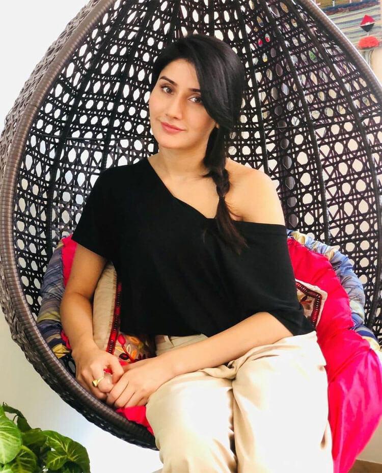 Monica Sharma Biography