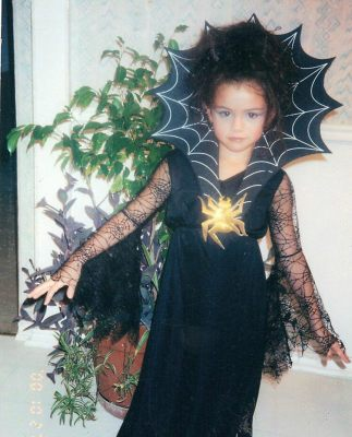 Selena Gomez Childhood Image