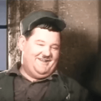 Oliver Hardy biography - Laurel and Hardy - another fine mess you've gotten me into!