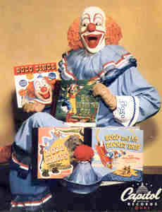 Pinto Colvig as Bozo the Capitol Clown