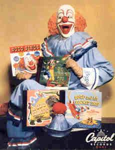 Pinto Colvig as Bozo the Capitol Clown
