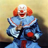 Pinto Colvig - the original Bozo the Clown